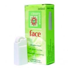 Роликовые головки для лица (на 12 г), 1 шт. (Clean+Easy)