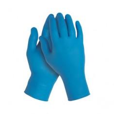 Перчатки нитриловые, фиолетовые, 200 шт., M (Чистовье) ЧИСТОВЬЕ