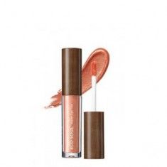 Тинт жидкий для глаз, оттенок OR01 Exciting Orange, 4 г (The Saem)