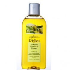 Шампунь для восстановления сухих и ломких волос, 200 мл (Doliva)