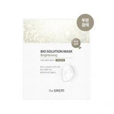 Био-маска осветляющая для лица, 22 мл (The Saem)