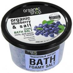 Соль-пена для ванн
