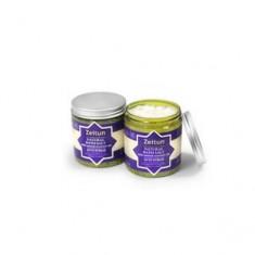 Антистрессовая морская соль с маслами эвкалипта, лаванды и можжевельника для принятия ванн, 250 мл (Зейтун)