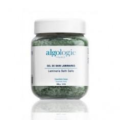 Соль морская для ванн с ламинарией, 400 г (Algologie)