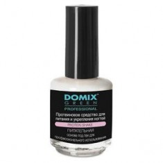 Cредство протеиновое для питания и укрепления ногтей, 17 мл (Domix Green Professional)