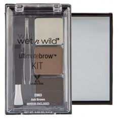 Набор для бровей WET N WILD ULTIMATE BROW тон E963 Ash brown