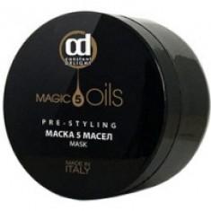 Constant Delight 5 Magic Oils - Маска для волос 5 Масел, 500 мл Constant Delight (Италия)