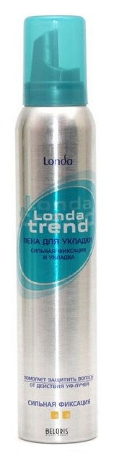 Пена для волос Londa