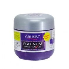 Cruset, Гель для укладки волос Platinum, 250 мл