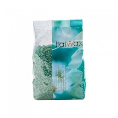 Italwax, Воск для депиляции горячий в гранулах «Азулен», 500 г White Line