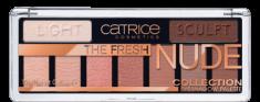 Тени для век CATRICE9в1 The Fresh Nude Collection Eyeshadow Palette 010 нюдовый