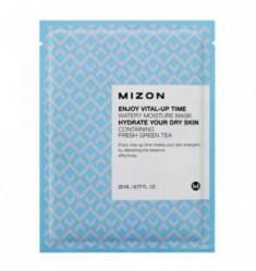 Тканевая маска увлажняющая MIZON Enjoy Vital Up Time Watery Moisture Mask