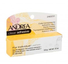 ANDREA Клей для пучков прозрачный / Mod Perma Lash Adhesive Clear 3.5 г
