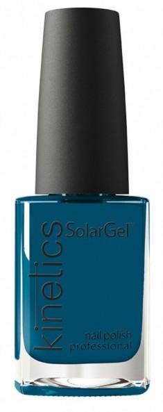 KINETICS 412 лак профессиональный для ногтей / SolarGel Polish Fragile 15 мл