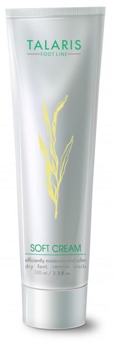 RUNAIL Крем с мочевиной для стоп / TALARIS 100 мл
