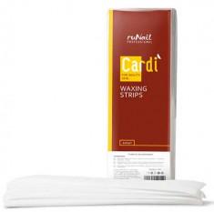 RUNAIL Салфетки для депиляции 7*20 см / Cardi 100 шт