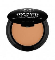 NYX PROFESSIONAL MAKEUP Пудра Stay Matte But Not Flat Powder Foundation - Chestnut 15