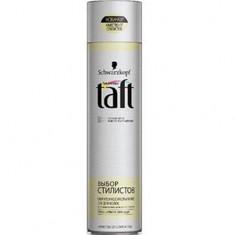 Лак для волос Выбор стилистов очень сильная фиксация TAFT