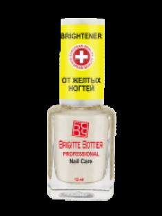 BRIGITTE BOTTIER Лак восстанавливающий от желтых ногтей / Nail Brightener 12 мл