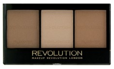 MAKEUP REVOLUTION Палетка для скульптурирования C04 / ULTRA SCULPT & CONTOUR KIT Light Medium