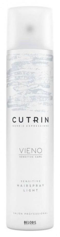 Лак для волос Cutrin