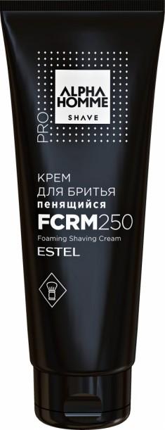 ESTEL PROFESSIONAL Крем пенящийся для бритья / ALPHA HOMME PRO 250 мл