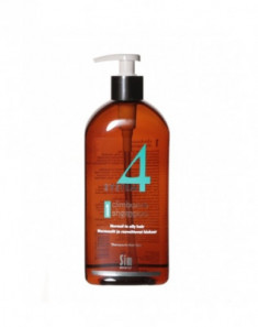 Шампунь терапевтический №1 для нормальных и склонных к жирности волос SIM SENSITIVE System4 500 мл