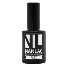 Nano Professional, Топ Flex, 15 мл