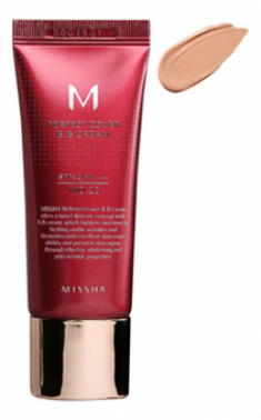 Тональный крем MISSHA M Perfect Cover BB Cream SPF42/PA+++ (No.23/Natural Beige) 50ml