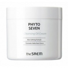phyto seven cleansing oil cream the saem phyto seven cleansing oil cream