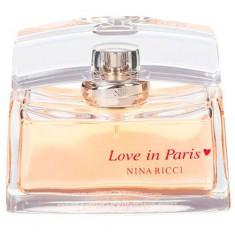 Парфюмированная вода Love In Paris 50 мл NINA RICCI
