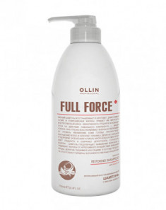 Шампунь интенсивный восстанавливающий с маслом кокоса OLLIN Full Force 750мл