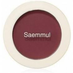 Румяна THE SAEM Saemmul Single Blusher RD02 Dry Rose 5гр