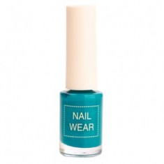 Лак для ногтей The Saem Nail Wear 90.Cool green 7мл