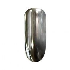 Patrisa Nail, Втирка «Зеркальный блеск», серебро
