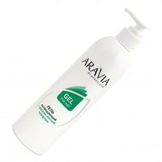 Aravia professional гель охлаждающий с маслом мятной камфоры 300мл