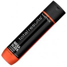 Matrix total results mega sleek кондиционер для гладкости волос с маслом ши 300 мл
