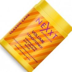 Nexxt кондиционер для объема волос с пивом и плодов баобаба 1000мл.