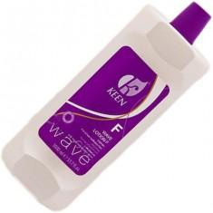 Keen химическая завивка для трудно завиваемых волос wave f 1000мл.