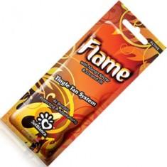 Sol bianca flame крем для загара с экстрактом манго,кокоса и тингл эффект(4*bronzer) 15мл.