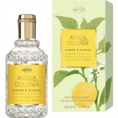 Одеколон Acqua Colonia Vitalizing Lemon & Ginger 50 мл 4711