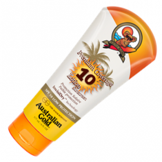 Spf 10 lotion лосьон для загара 177мл premium coverage AUSTRALIAN GOLD