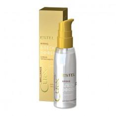флюид-блеск curex brilliance блеск-эффект для всех типов волос 100мл. estel 1/20 Estel Professional