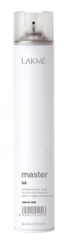 LAKME Лак для волос нормальной фиксации / LAK NATURAL STYLE 750 мл