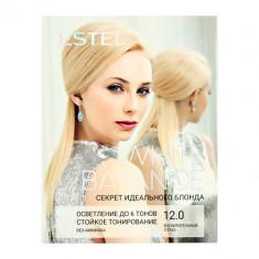Набор для окрашивания волос ESTEL WHITE BALANCE Восхитительный топаз