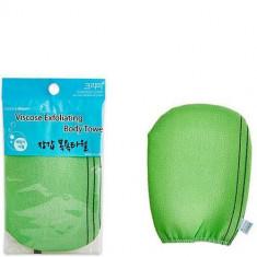 Мочалка-варежка для душа Viscose Glove Bath Towel SUNG BO CLEAMY