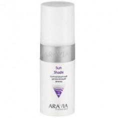 Aravia Professional Sun Shade SPF-40 - Флюид солнцезащитный увлажняющий для лица, 150 мл