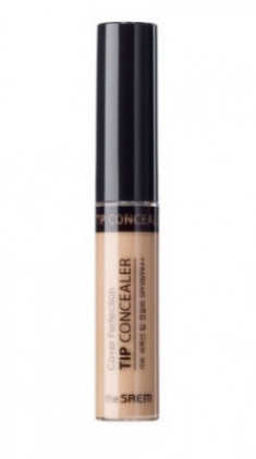 Консилер THE SAEM Cover Perfection Tip Concealer Contour Beige 6,5гр