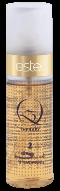 ESTEL PROFESSIONAL Масло для поврежденных волос / Q3 150 мл