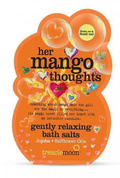 TREACLEMOON Пена для ванны Задумчивое манго / Her mango thoughts badesch 80 г